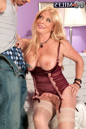 Simonette ssbbw escorts Jefferson