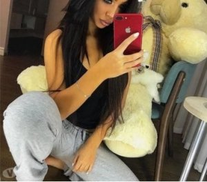 Elyette incall escort in Florida City